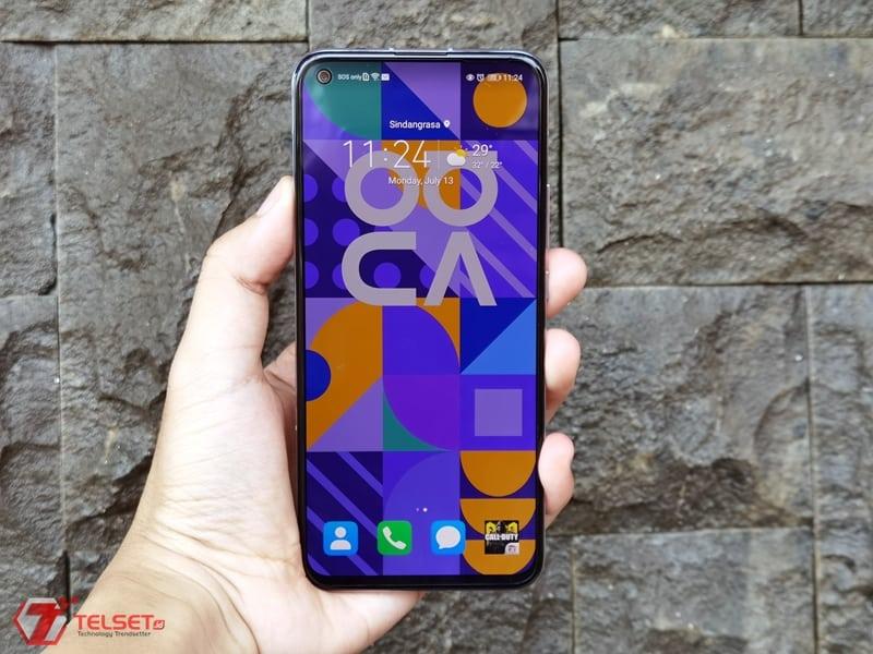 Review Huawei Nova 7