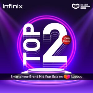 smartphone terbaru Infinix