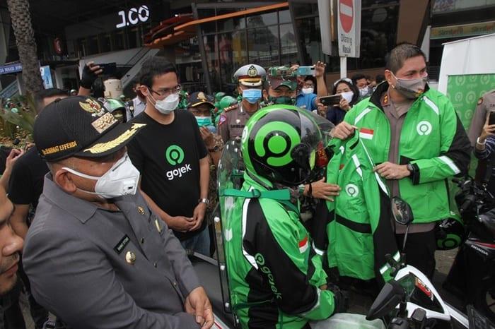 GoRide Kembali Beroperasi di Kota Bekasi dengan Inisiatif 'J3K'