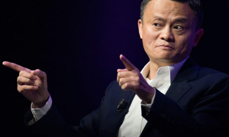 Jack Ma Jual Saham Alibaba