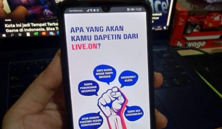 Live.On Provider Digital dari XL Axiata, Apa Kelebihannya?