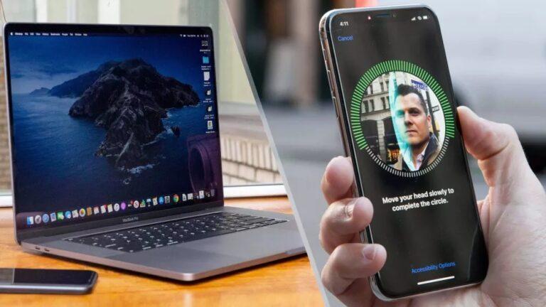 MacBook Terbaru Bakal Dilengkapi Fitur FaceID