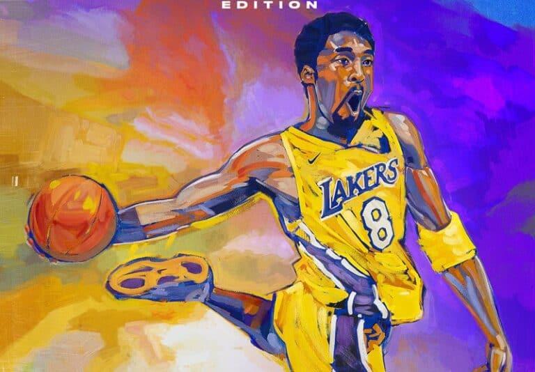 Mengenang Legenda, Kobe Bryant Jadi Cover Game NBA 2K21