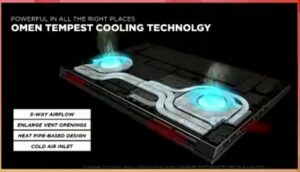 Spesifikasi OMEN 15 Laptop - Thermal Cooling System