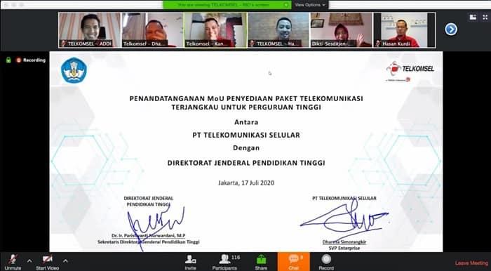 Paket Telkomsel Perguruan Tinggi