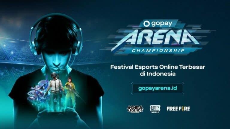 30 Ribu Gamers Siap Berlaga di Gopay Arena Championship