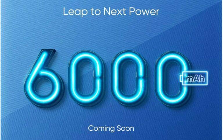 Realme Indonesia akan Rilis HP Terbaru dengan Baterai 6.000 mAh