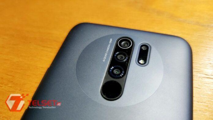 kamera makro Redmi 9