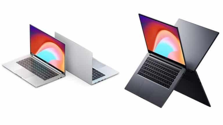 Duo RedmiBook 16 dan 14 II Dirilis dengan Intel Gen 10
