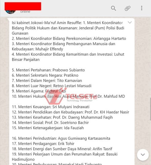 Reshuffle Kabinet Jokowi Ahok BUMN