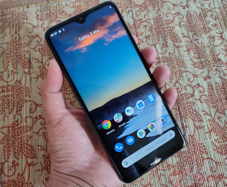 Review Nokia 5.3