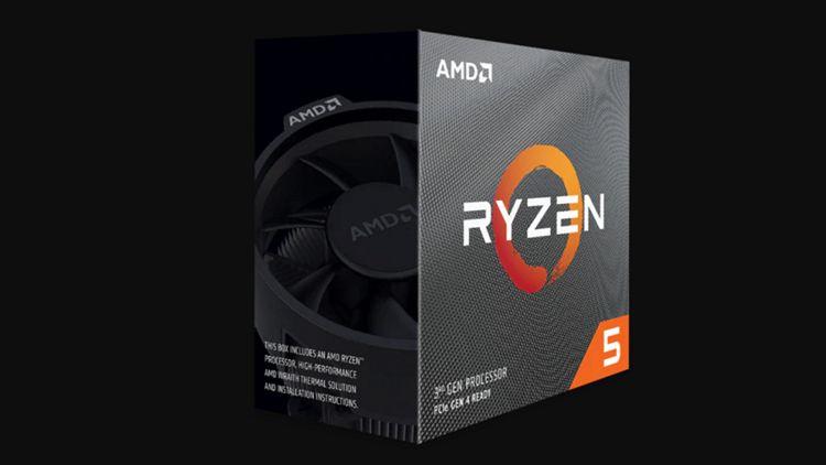 Kemasan AMD Ryzen 5 3600