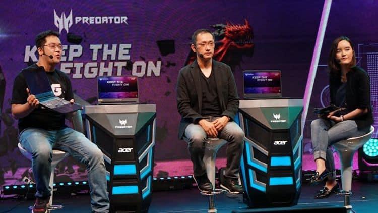 Khusus Gamers Hardcore, Acer Predator Triton 500 Meluncur di Indonesia
