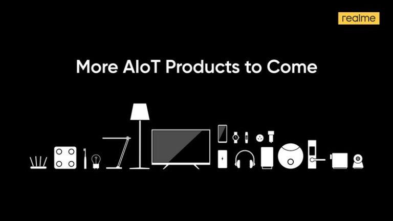 Produk AIoT Realme Lainnya akan Hadir di Indonesia, Termasuk Smart TV