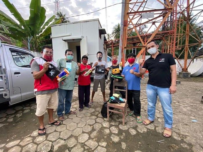 Jaringan Telkomsel di Kabupaten Luwu Utara Pulih 100%