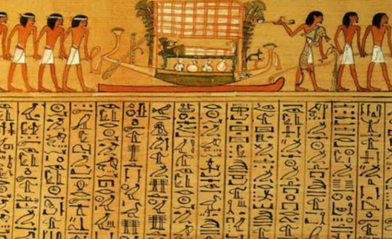 Google Fabricius Bisa Terjemahkan Tulisan Hieroglif Mesir Kuno