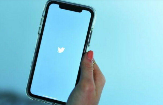 Ikon Twitter iOS