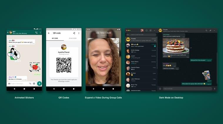 WhatsApp Hadirkan Banyak Fitur Baru, Ada Stiker Animasi