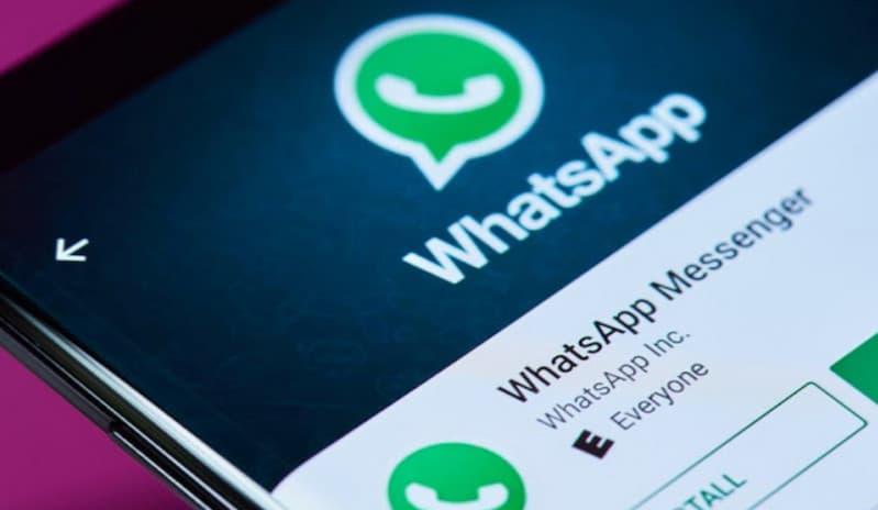 WhatsApp pesan terhapus sendiri