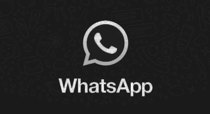 Dark Mode WhatsApp Web