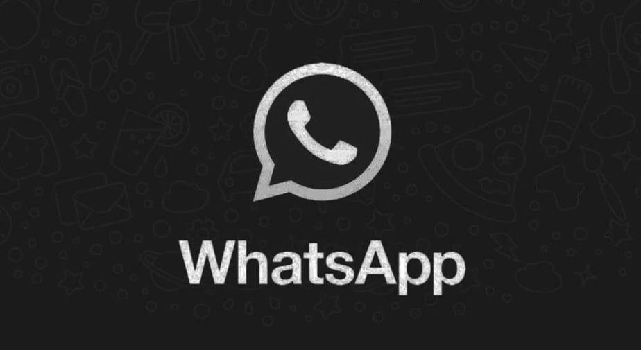 Dark Mode WhatsApp Web
