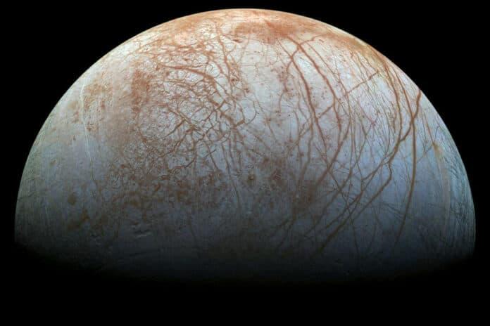 Lautan Europa Jupiter