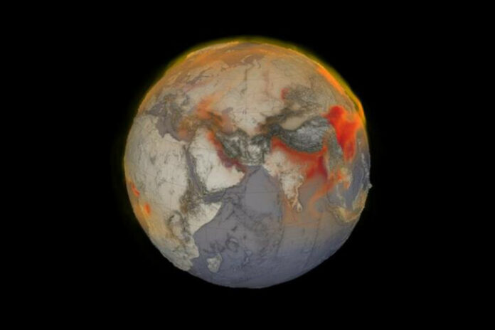 Penyebab perubahan Iklim Bumi