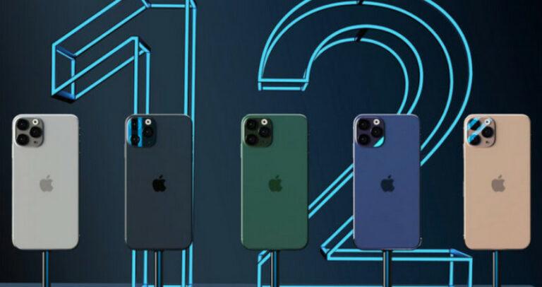 Apple Bakal Pertahankan <i></noscript>Notch</i> di iPhone 12