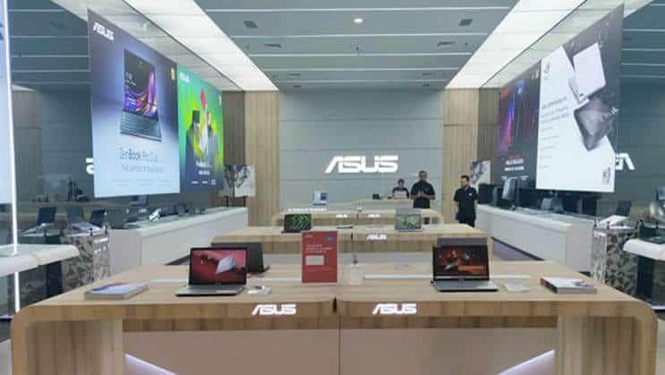 Asus Exclusive Store Terbaru Hadir di Mall of Indonesia