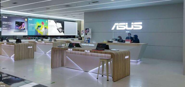 Setelah MOI, Asus Buka Exclusive Store Baru di PIM 2