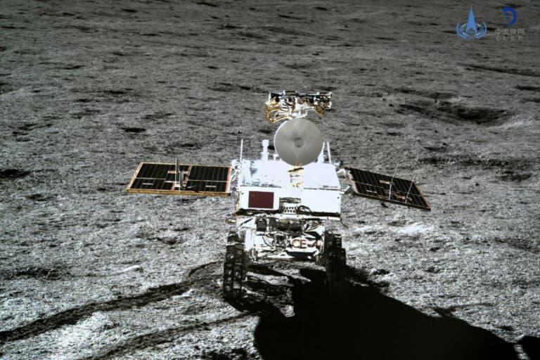 Ilmuwan Berhasil Identifikasi Zat Misterius di Sisi Jauh Bulan
