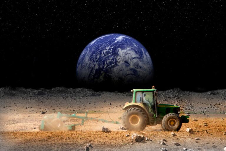 Ilmuwan NASA Ingin Tanam Lobak di Bulan