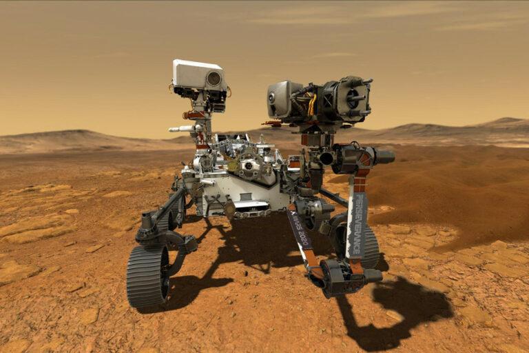 Bikin Kepo, Apa Sih Tugas dari Robot Rover Perseverance di Mars?