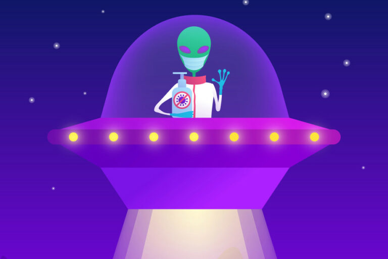 NASA: Tolong Jangan Cemari Bumi, Alien!