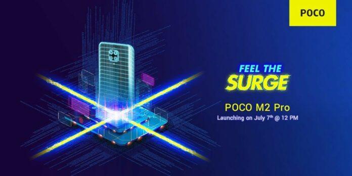 Benchmark Poco M2 Pro