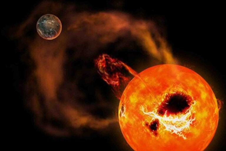 Superflare Raksasa Terlihat di Bintang Terdekat, Pertanda Apa?
