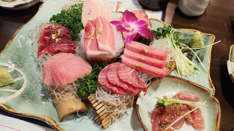 Aplikasi Tuna Scope Beritahu Kita Kualitas Tuna di Sashimi