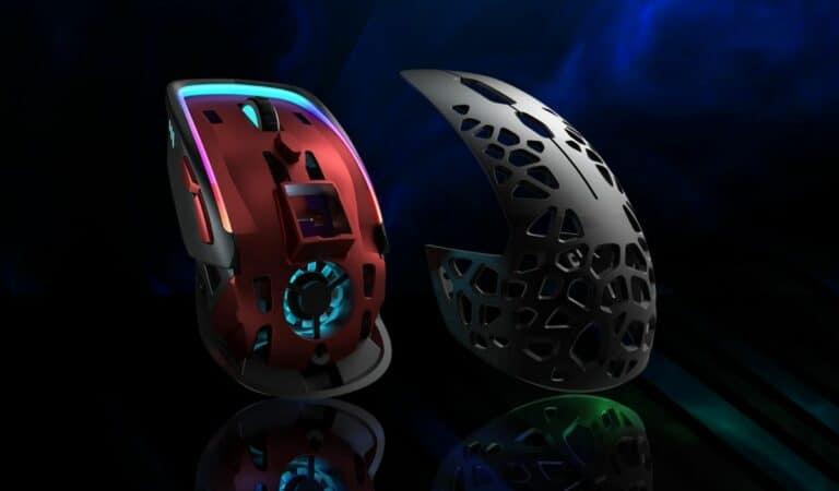 Mouse Gaming Zephyr Punya Kipas untuk Keringkan Keringat