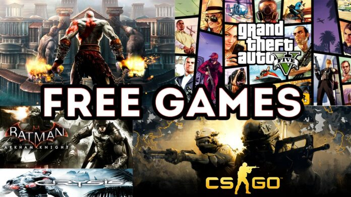 Cara Download Game PC Gratis