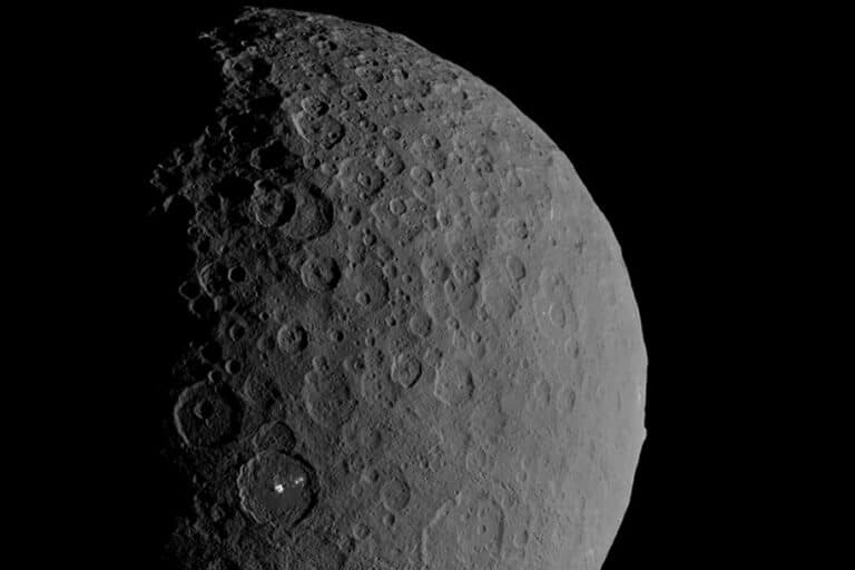 NASA Temukan 'Samudra' di Bawah Permukaan Planet Kerdil Ceres