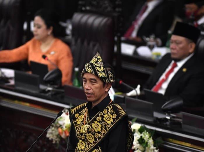 Jokowi Alokasikan Rp 30,5 T untuk Pemerataan Akses Internet