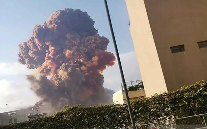 Ledakan di Lebanon Disebabkan 2.750 Ton Amonium Nitrat, Apa Itu?