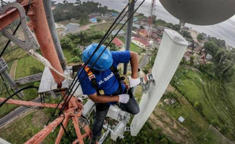 Jaringan 4G XL Sudah Jangkau 450 Kota di Indonesia