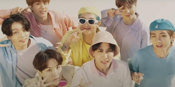 Baru Dirilis, BTS Dynamite Ditonton 31,5 Juta Kali di YouTube