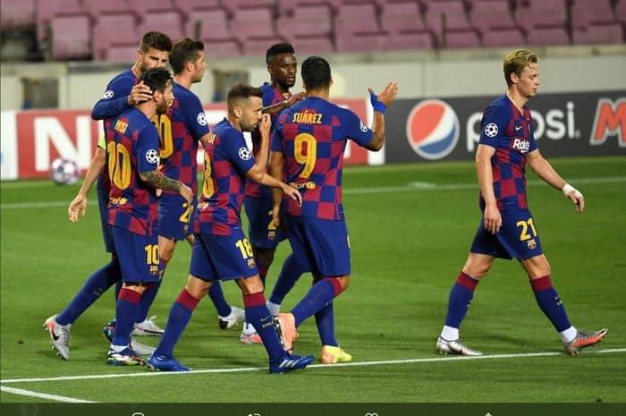 Barcelona Dibully Netizen Usai Kalah Telak dari Bayern Munchen