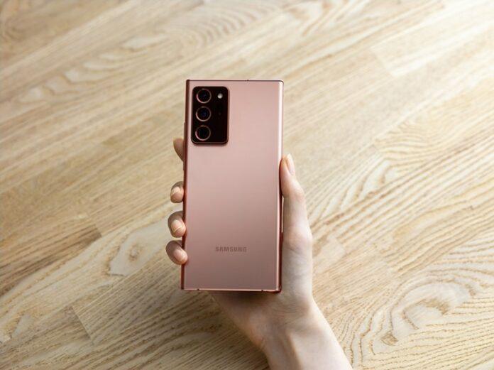 Pre order Samsung Galaxy Note 20