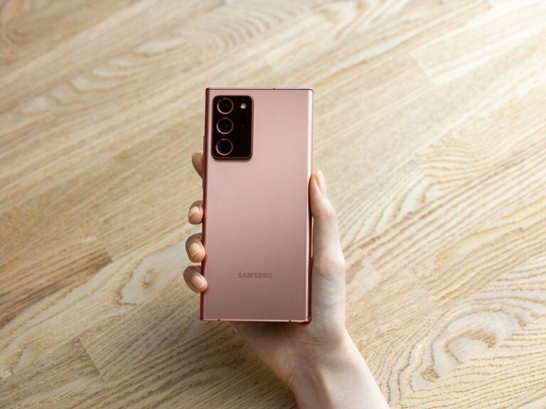 Pre-order Samsung Galaxy Note 20 Dimulai, Jangan Kelewatan!