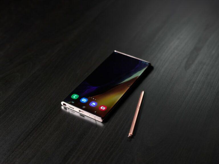 Cantiknya Warna Baru Samsung Galaxy Note20, Mystic Blue