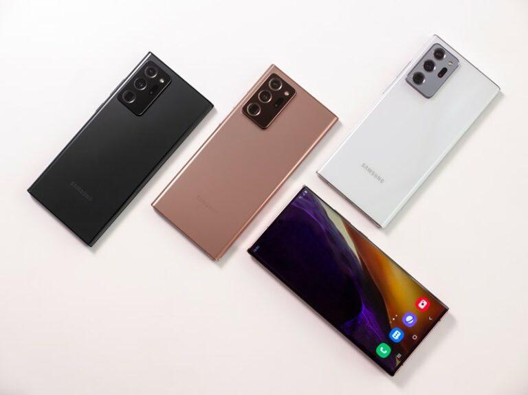 Diluncurkan, Ini Harga Samsung Galaxy Note 20 Series di Indonesia