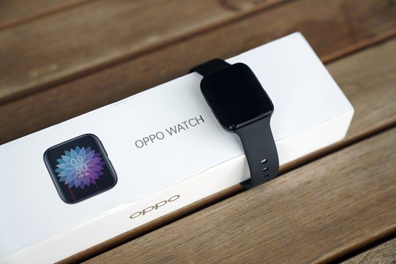 Spesifikasi Harga Oppo Watch